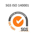 SGS ISO 140001